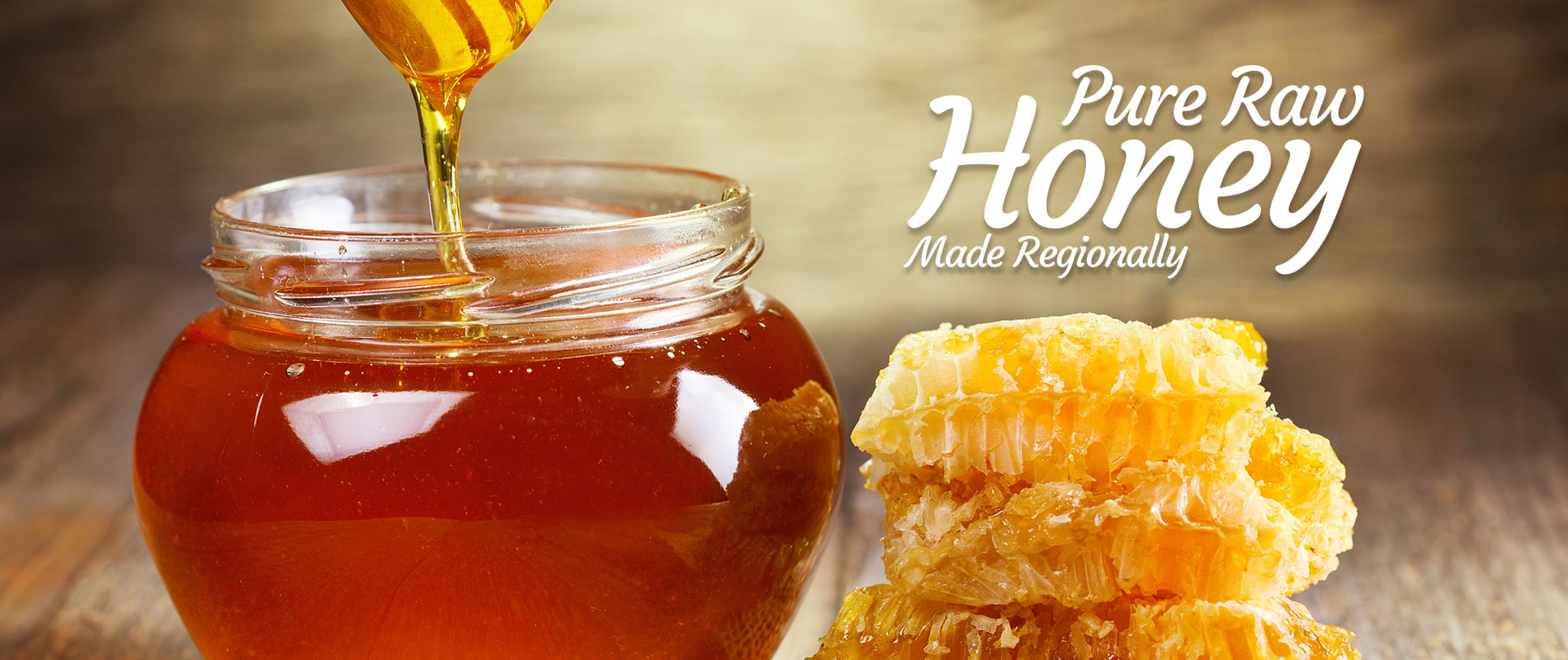 What is pure honey good for